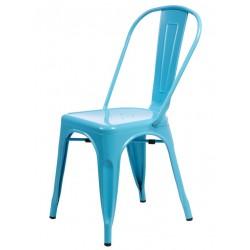 Krzesło Paris niebieskie inspirowane Tol ix