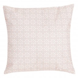 Poduszka Daisy Flower 47x47 różowa