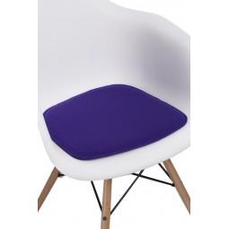 Poduszka na krzesło Arm Chair fioletowa