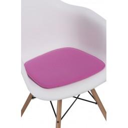 Poduszka na krzesło Arm Chair różowa