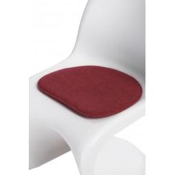 Poduszka na krzesło Balance czerw melanż