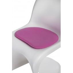 Poduszka na krzesło Balance różowa