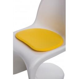 Poduszka na krzesło Balance żółta