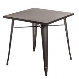 Stół Paris metaliczny