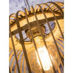 Lampa wisząca Borneo pojedyncza, rozmiar S