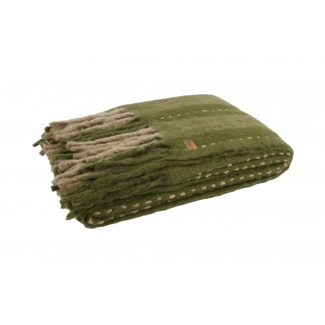 Pled Hug 130x170, zielony