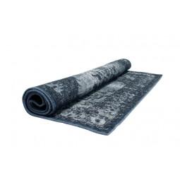 Dywan barwiony niebiesko-szary, 180x280cm