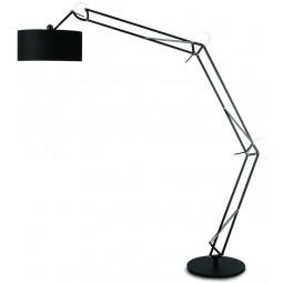 Lampa podłogowa MILANO XL czarna