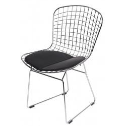 Krzesło dziecięce Harry Junior Czarna Po