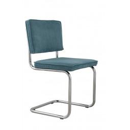 Krzesło RIDGE RIB niebieskie 12A