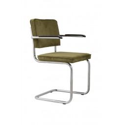 Fotel RIDGE RIB zielony 25A