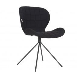 Krzesło OMG czarne
