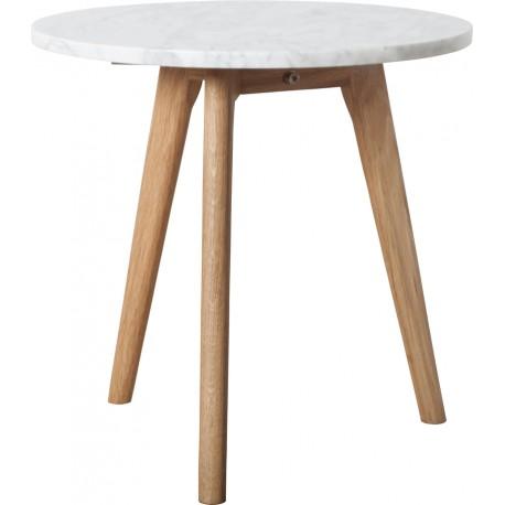 Stolik biały STONE M