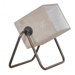 Lampa podłogowa CONCRETE UP betonowa
