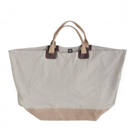 UNC torba XL piaskowa