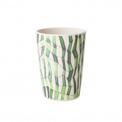 UNC szklanka bambusowa, Grass stem