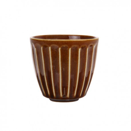 Kubek Kyoto ceramiczny w paski