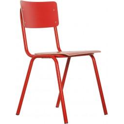 Krzesło BACK TO SCHOOL HPL czerwone