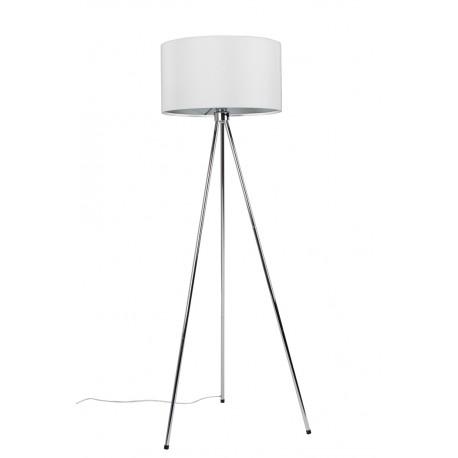 Lampa podłogowa NEW TWIST biała