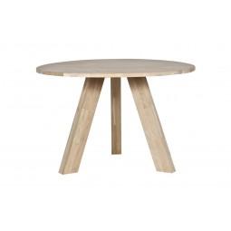 Stół RHONDA dębowy 130cm