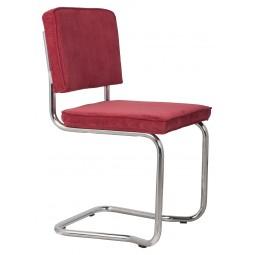 Krzesło RIDGE KINK RIB czerwone 21A