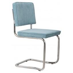 Krzesło RIDGE KINK RIB niebieskie 12A