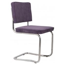 Krzesło RIDGE KINK RIB purpurowe 15A