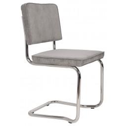 Krzesło RIDGE KINK RIB szare 32A