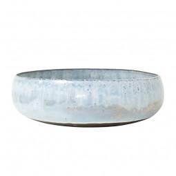 Misa ceramiczna L biała