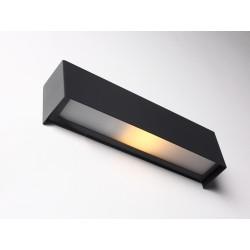 Lampa ścienna LINE WALL XS - grafitowy
