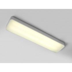 Plafon LAXO 90x20 - biały